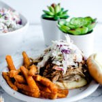 The Best Pulled Pork Recipe (made with your Instant Pot!)