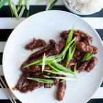 P.F. Chang's Mongolian Beef Copy Cat
