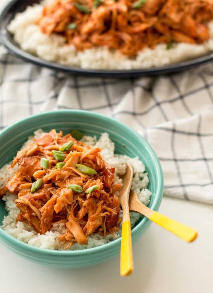 Apricot Chicken: Best Crockpot Chicken Recipe
