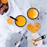 Spiced Orange Cider