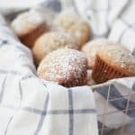 Banana Buttermilk Muffins