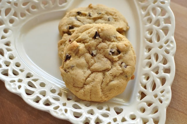 Angie's Chocolate Chip Cookies