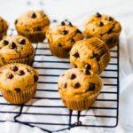 Pumpkin Cake-Mix Muffins