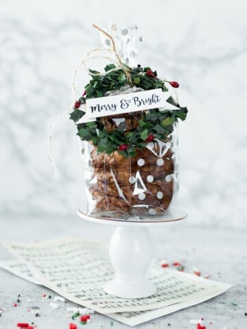 Holiday Cookie Packaging Ideas