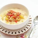 Corn and Bacon Potato Chowder