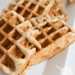 Hearty Oatmeal Waffles
