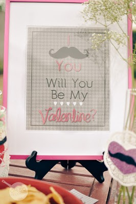 I  Mustache You – Will You Be My Valentine?  {FREE Printables!}