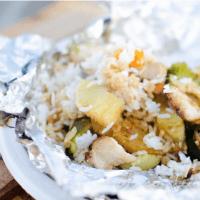 eriyaki Chicken TinFoil Dinner