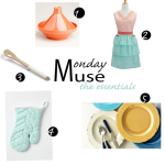 The Monday Muse – the essentials