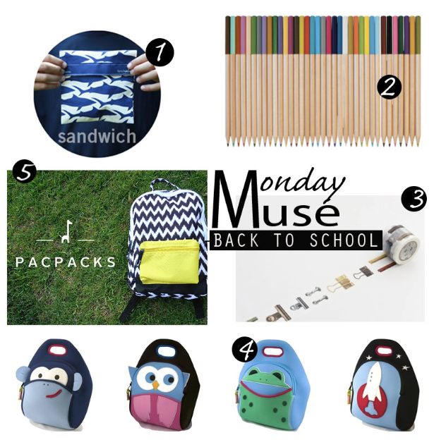 Monday Muse – Back to School