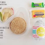 Back To School- Lunches