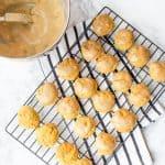 Kaye's Pumpkin Cookies with Brown Sugar Icing