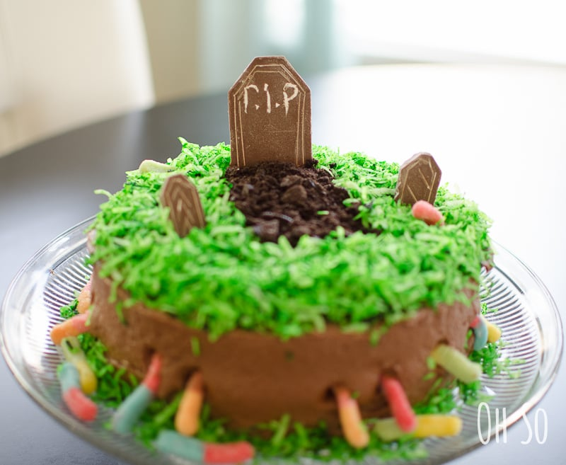 Eat Drink and Be Scary: Easy Halloween Treats