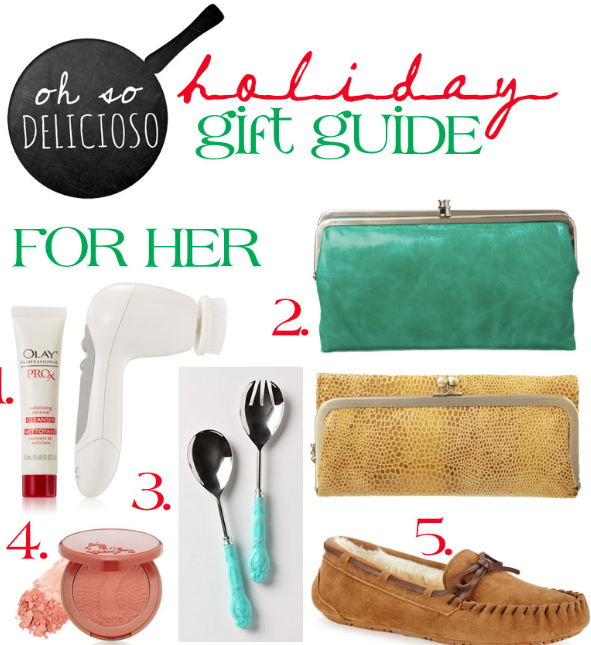 The Oh So Holiday Gift Guide
