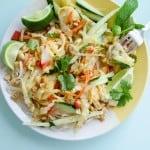 Thai Cabbage StirFry