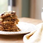 Clean Oatmeal Cookies with White Chocolate & Cranberries // Healthy Mama – Carly