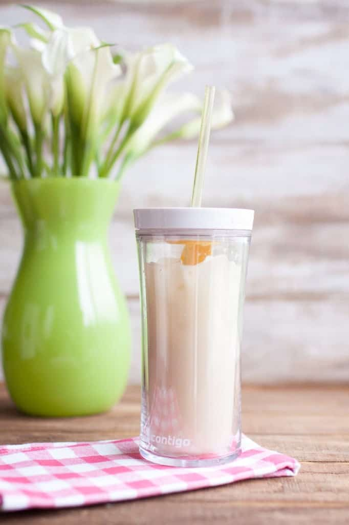 Iced Herbal Cinnamon Chamomile Tea