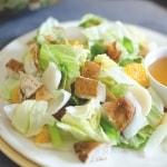 Won Ton Chicken Salad