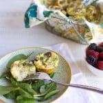 Mediterranean Mini Frittatas