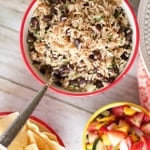Caribbean Rice & Beans