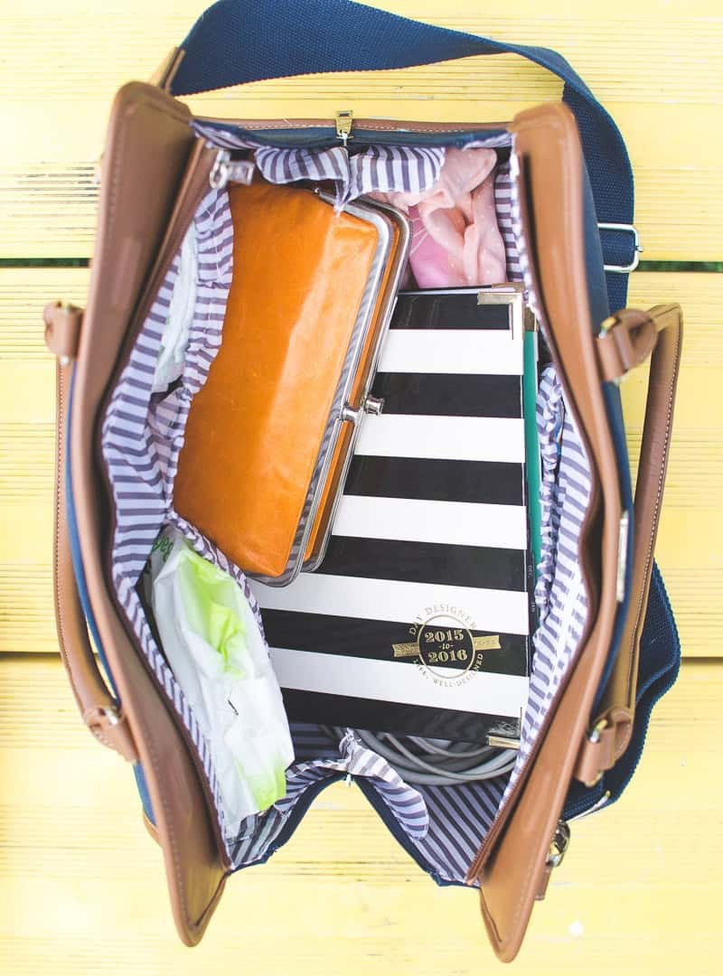 Planner Bag
