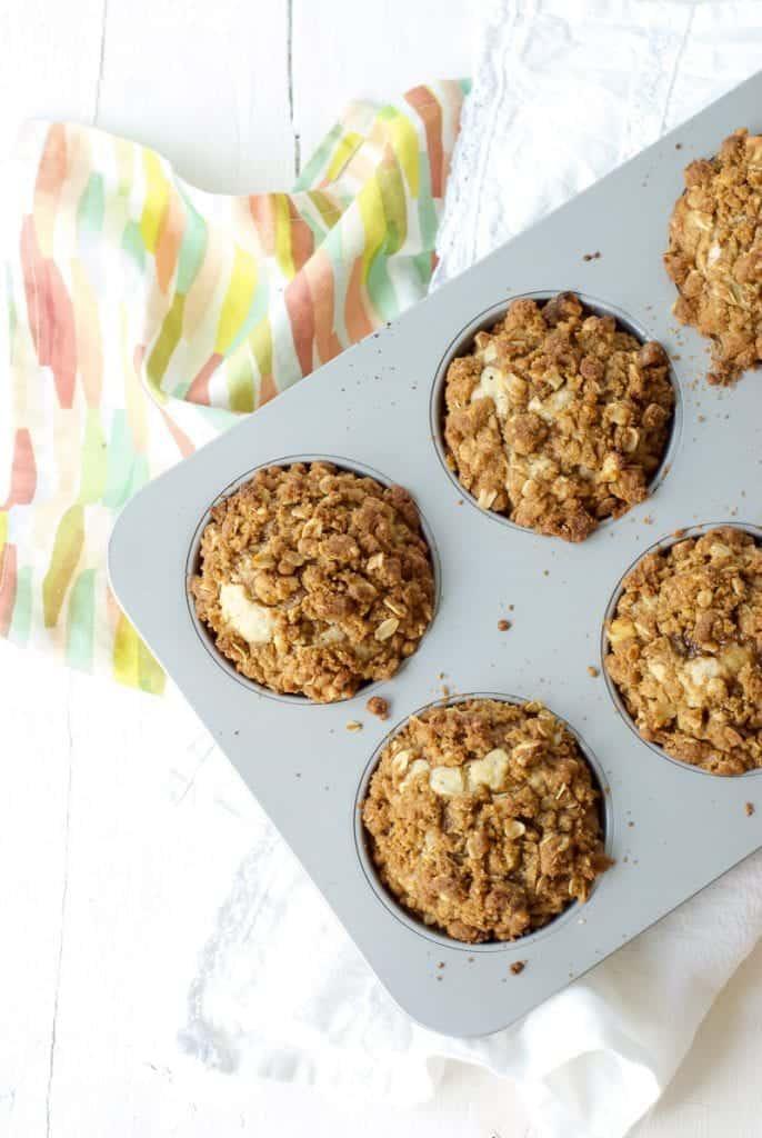 Apple Cardamom Muffins-3
