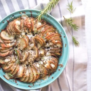 Rustic Potato Roast // Zwilling + Boos Cutting Board Giveaway