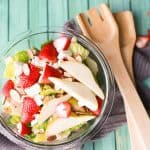 Strawberry Pear Salad