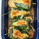 Baked Turkey Chiles Rellenos