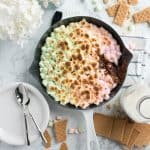 Unicorn Skillet S'mores
