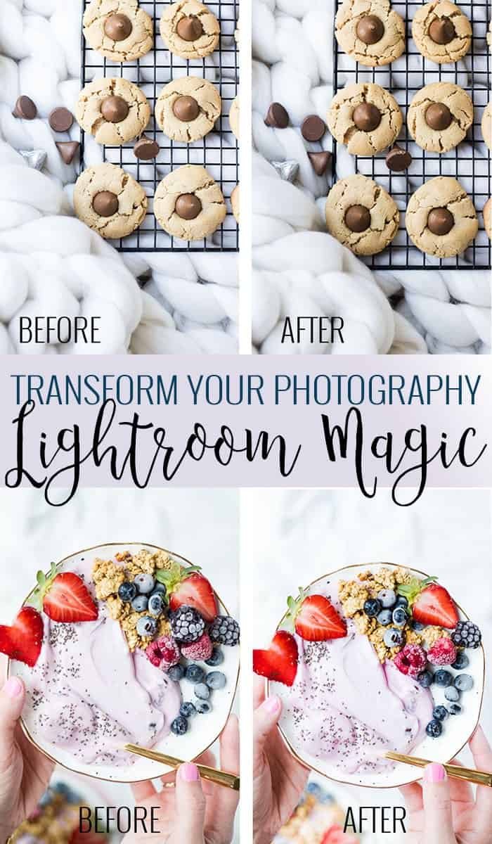 Lightroom Magic- calling all photographers! | how to edit photos with lightroom | lightroom tips and tricks | how to use adobe lightroom | adobe lightroom tips | photo editing courses | photo editing tips for food bloggers | how to edit food photos || Oh So Delicioso