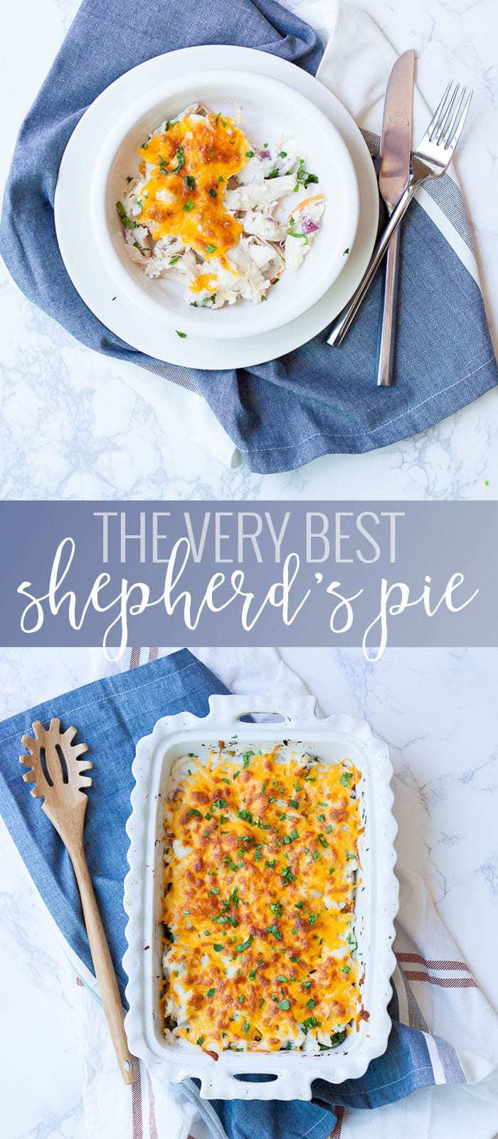 Healthy Shepherd's Pie pin