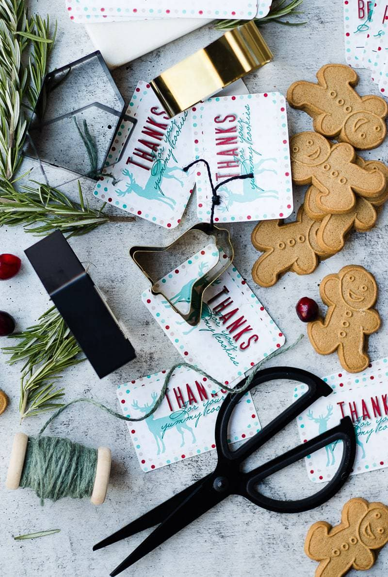 Everything You Need To Host A Cookie Exchange | holiday cookie exchange | holiday party ideas | christmas cookie exchange | hosting a holiday party || Oh So Delicioso #holidaycookieexchange #holidaycookies #christmascookies