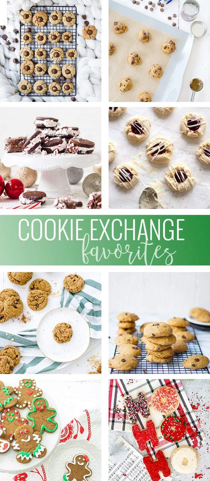 Cookie Exchange Favorites | Everything You Need To Host A Cookie Exchange | holiday cookie exchange | holiday party ideas | christmas cookie exchange | hosting a holiday party || Oh So Delicioso #holidaycookieexchange #holidaycookies #christmascookies