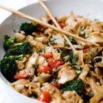 Drunken Noodles / Pad Kee Mao
