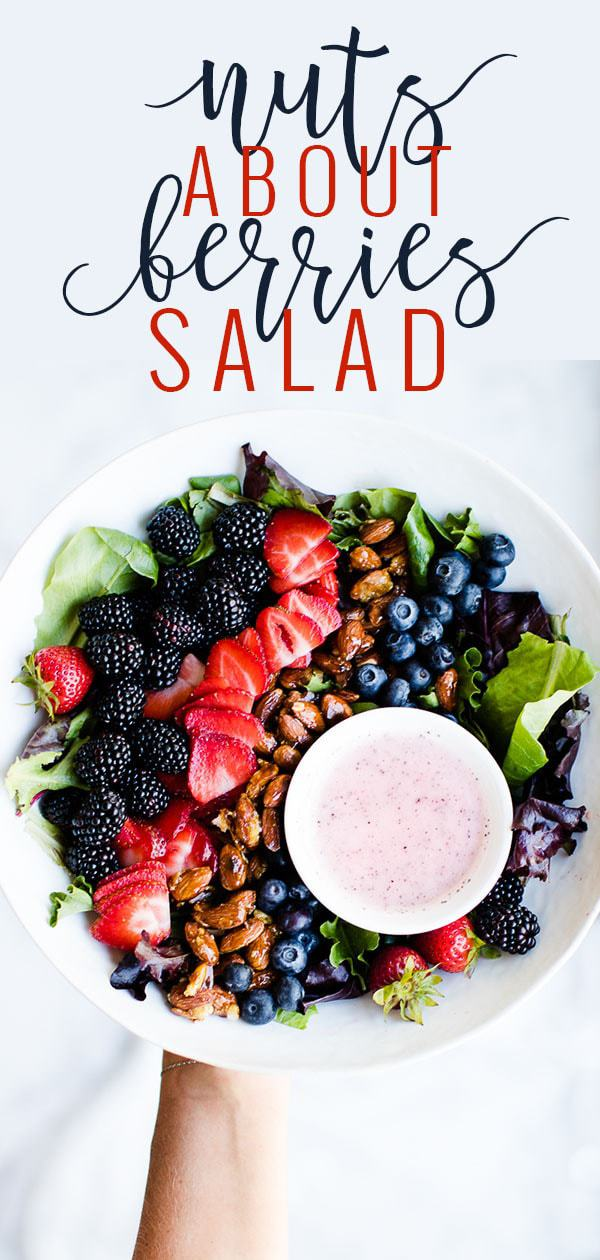 nuts and berries salad pin