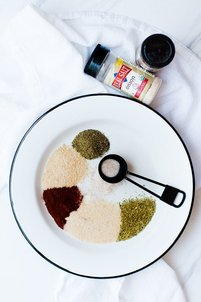 seasonings used for santa maria tri-tip rub