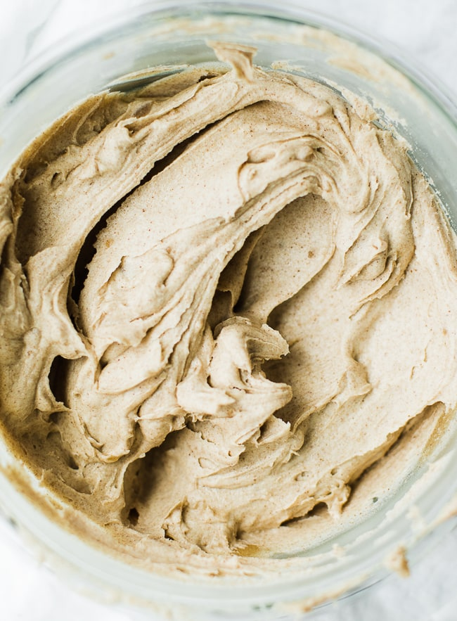 whipped browned butter