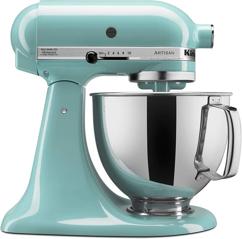 Kitchen aid mixer.