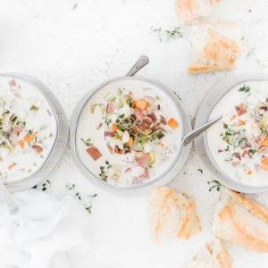 worlds best potato soup