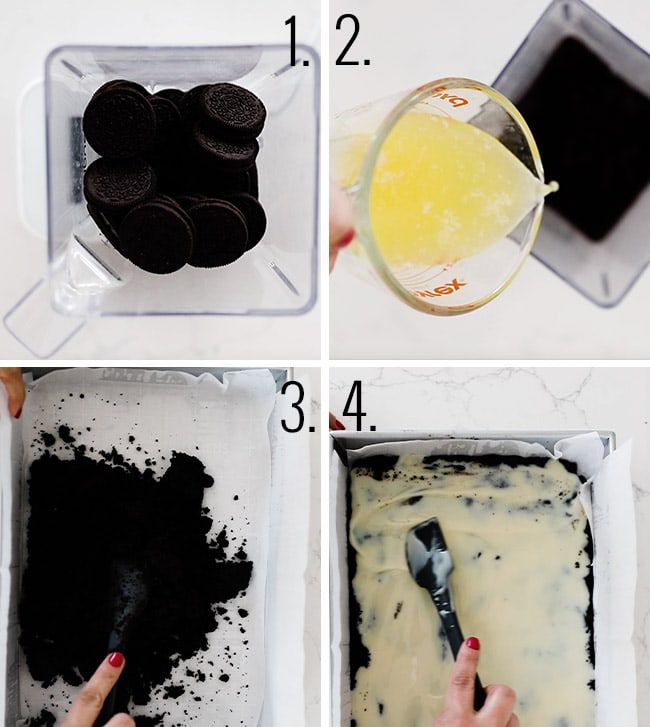 How to make mud pie recipe.